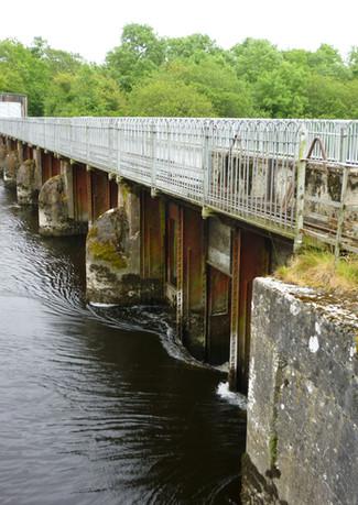 Marlborough Bridge, River Shannon, Co. Offaly