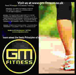 Basic Principles of exercise training