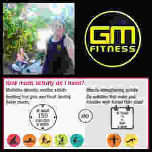 Cardiff Personal Trainers GM-FITNESS