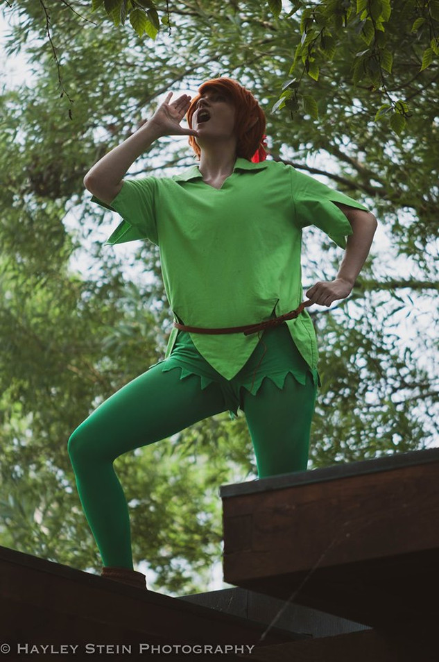 Peter Pan Cosplay