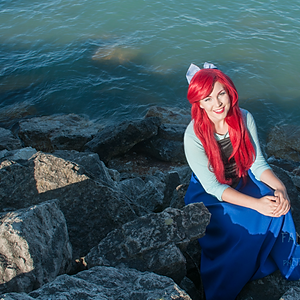 Little Mermaid - Village Dress