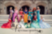 Chicago Princess Parties, Chicago Party Characters