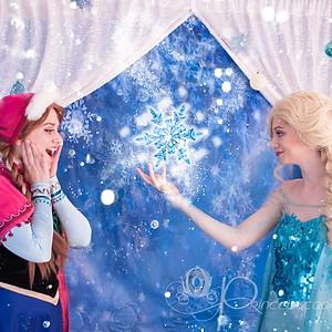 Elsa & Anna (Studio)