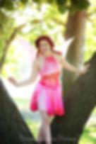 Garden Fairy Rosetta Party Entertainment