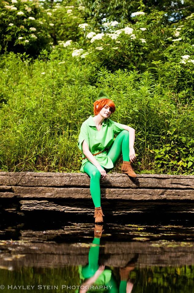 Peter Pan Cosplay