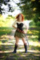 Pirate Fairy Zarina Party Entertainment
