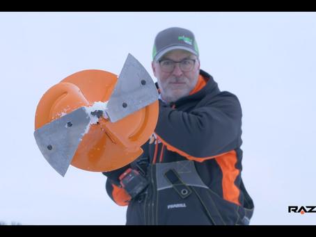 Professional Angler Steve Pennaz joins Team RAZR