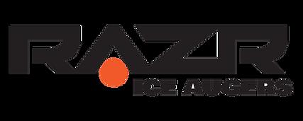RAZR Ice Auger logo Blk lg.png