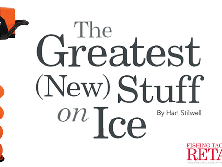 The Greatest (New) Stuff on Ice