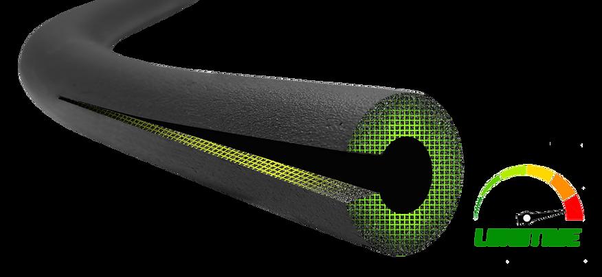foam tube insulation korriflex long time