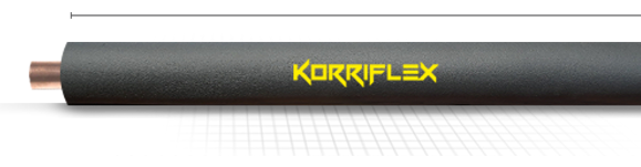 foam tube insulation korriflex size long