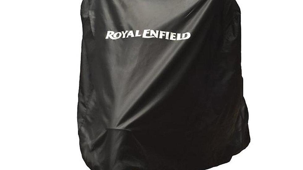 ROYAL ENFIELD Bike Cover (Water Resistant) Black