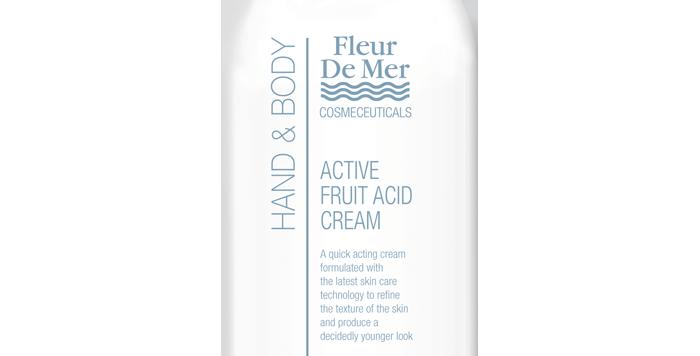 Fruit Acid Hand And Body Cream 375ml