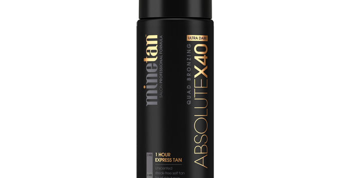 Absolute X40 - Self Tan Foam 200ml