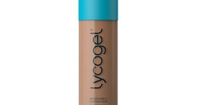 Breathable Camouflage Foundation – Amber