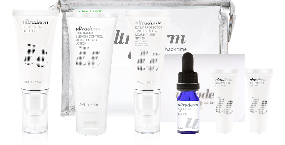 Skin Clear Ultra Mini Kit (6 x mini's)