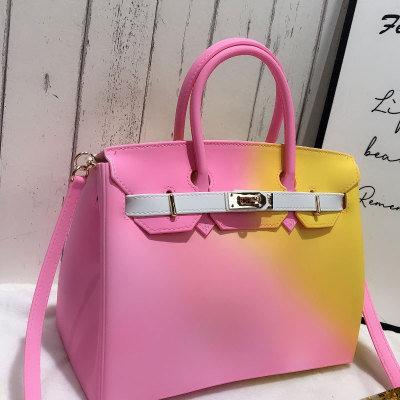 Jelly Handbag (Pink)