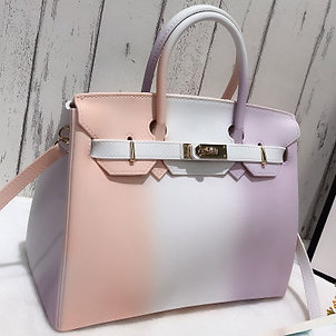 Jelly Handbag (Light Pink)