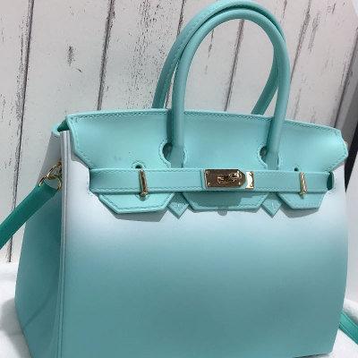 Jelly Handbag (Green)