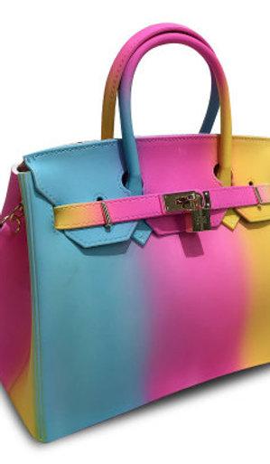Jelly Handbag (Yellow)
