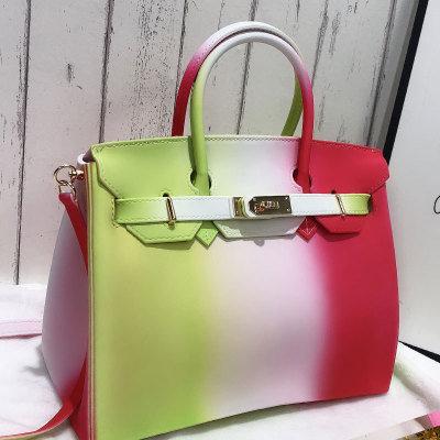 Jelly Handbag (Red)