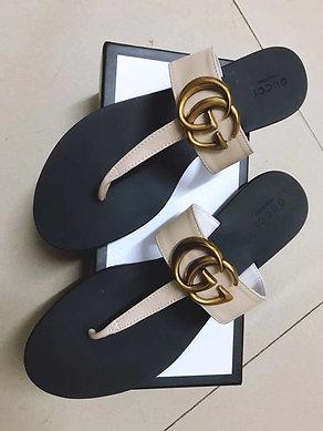 Luxury Sandals (Beige)