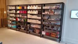 Michaels Steel Shelves