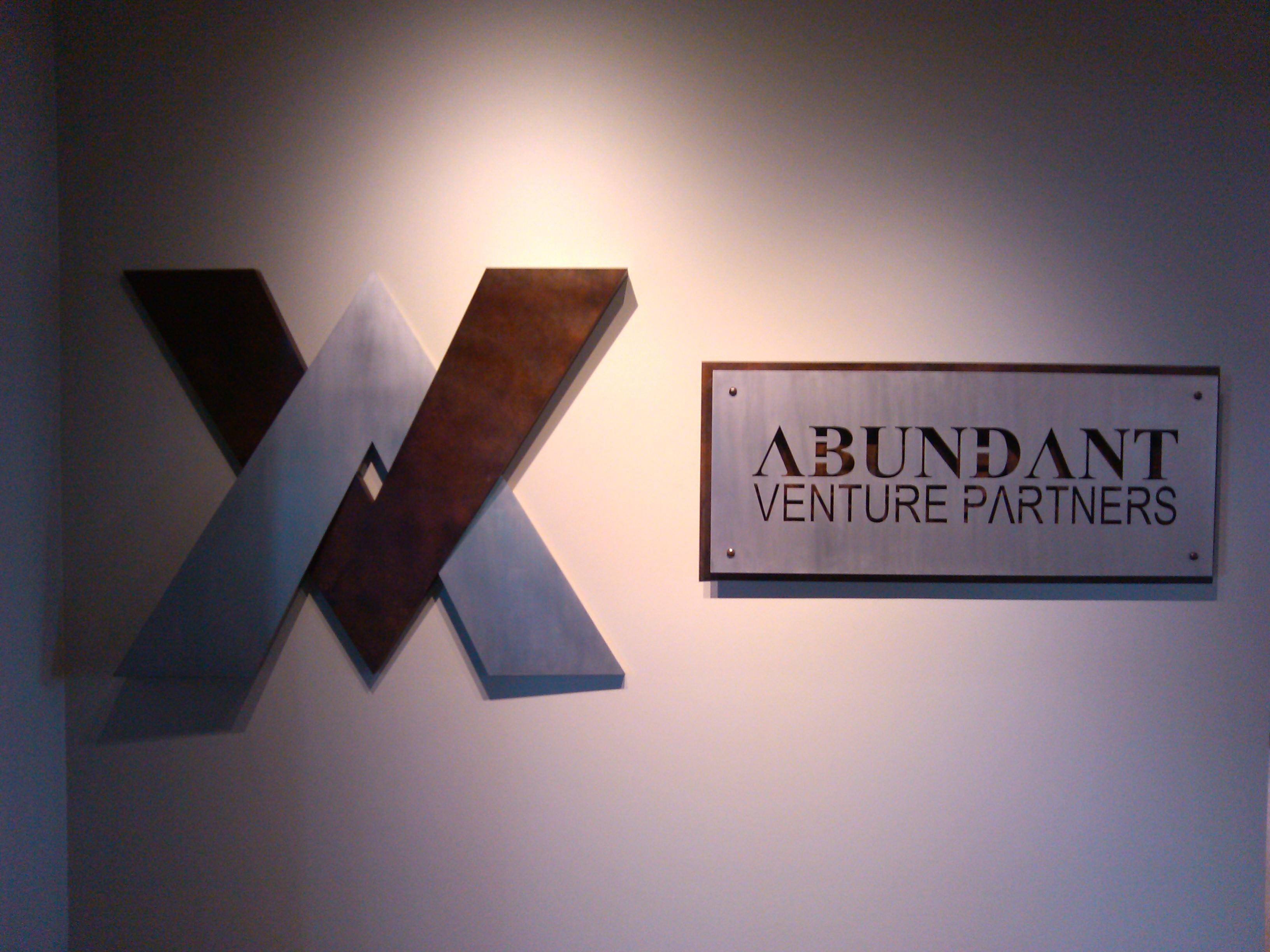 AVP signage