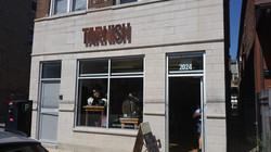 Tarnish Signage