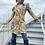 Thumbnail: Leopard print Blazer Dress