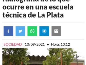 """""""No se puede soldar por un tutorial"""": radiografía de una escuela técnica de La Plata"""