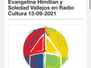 María José Navajas (PO CABA) con Evangelina Himitian y Soledad Vallejos