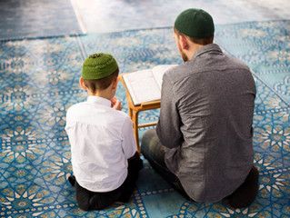 On the accepted method for learning Quran