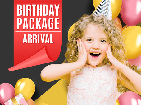 NEW PARTY PACKAGE