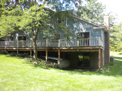 Wood Deck Elevation
