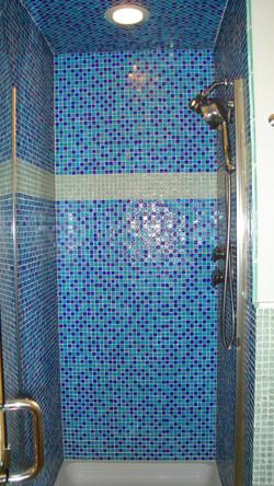 Intricate Glass Tile