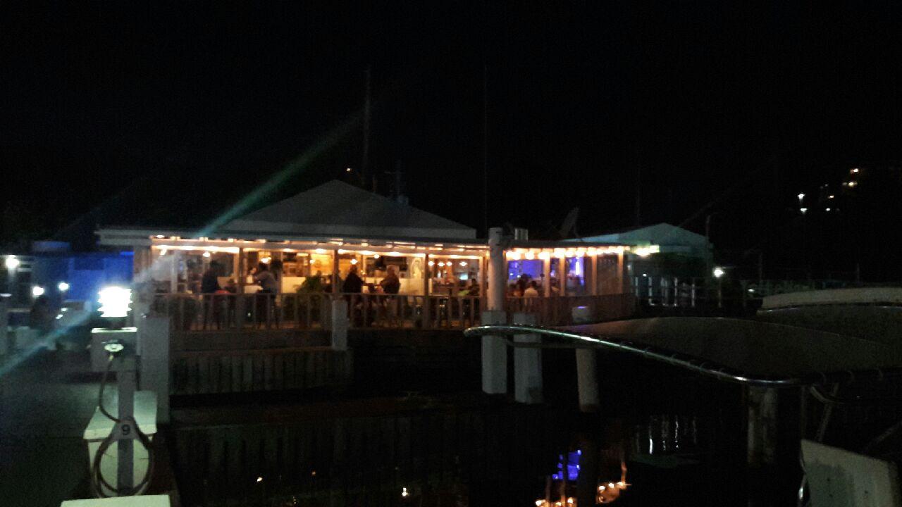 Night Life at El Varadero Seaside