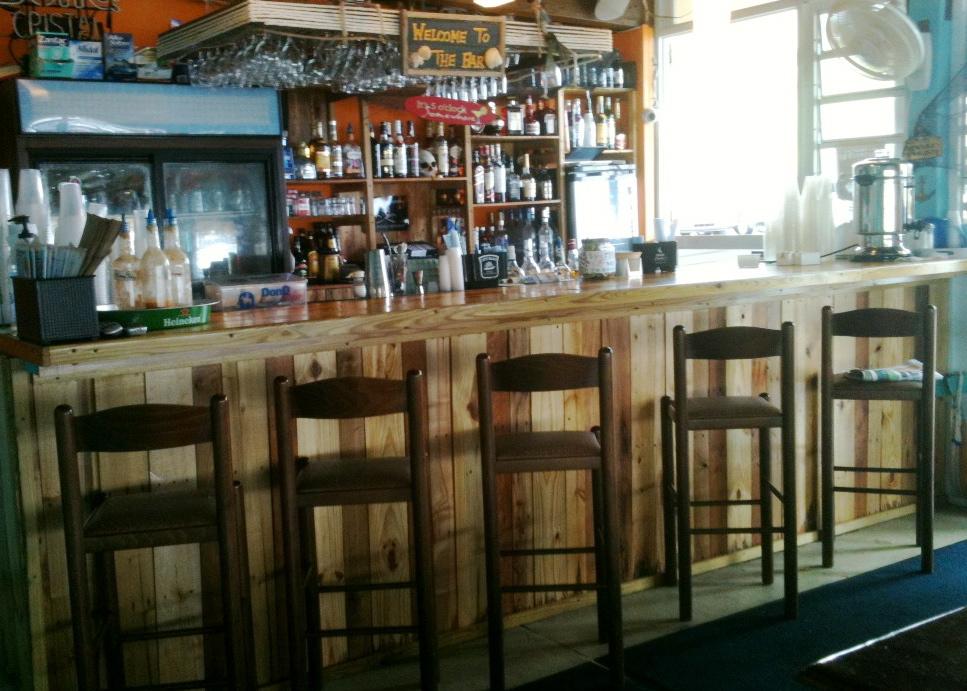 El Varadero Seaside Grill's Bar