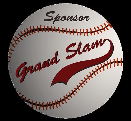 Grand Slam Sponsor