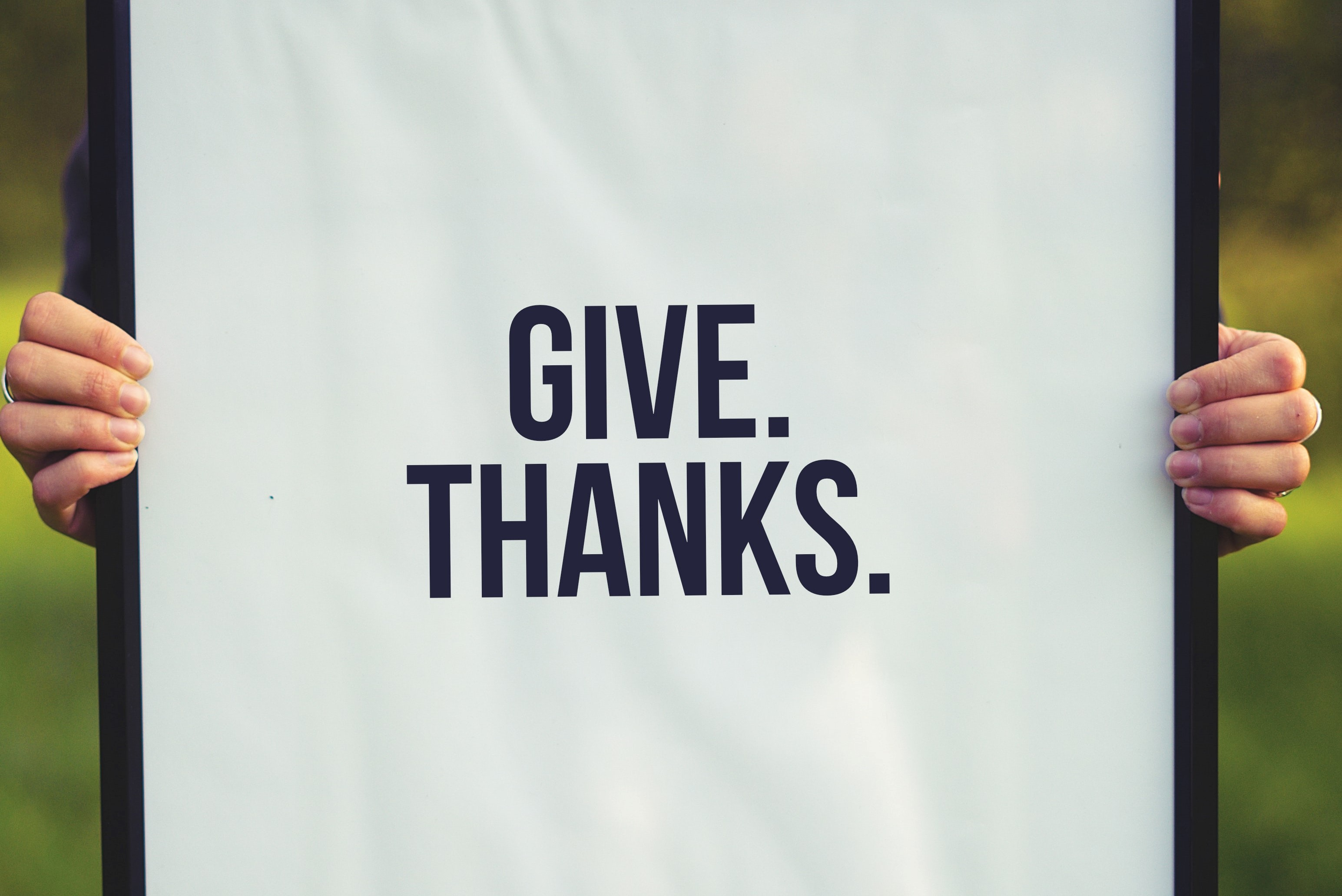 Give Thanks (2)