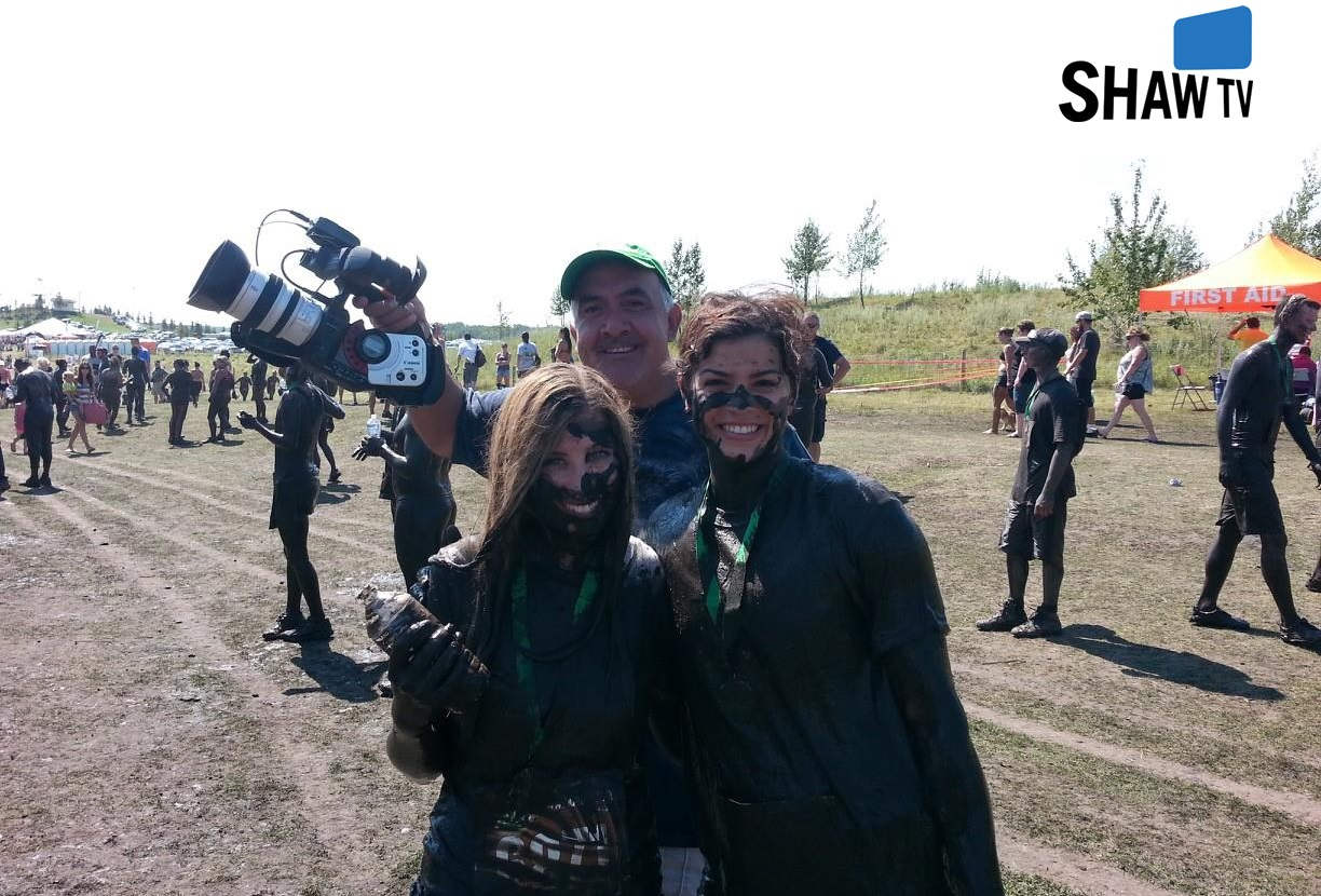 Mud Hero Race of Red Deer, Alberta