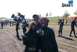 Mud Hero Race of Red Deer, Alberta
