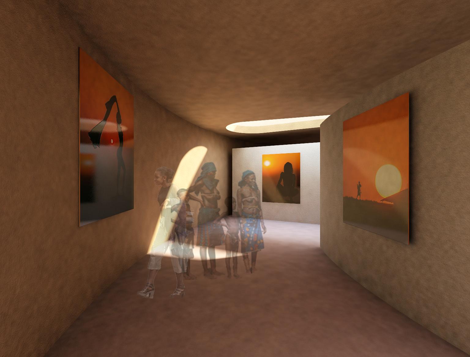 Espaço de Exposição