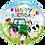 Thumbnail: Farm - Happy Birthday - Qualatex Small Foil Balloon