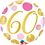 Thumbnail: Gold and Pink 60 - Qualatex Small Foil Balloon