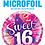 Thumbnail: Pink - 16 - Shining Star Hot Pink -  Qualatex Small Foil Balloon