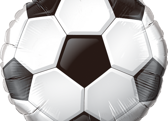 Football -  Qualatex Small Foil Balloon