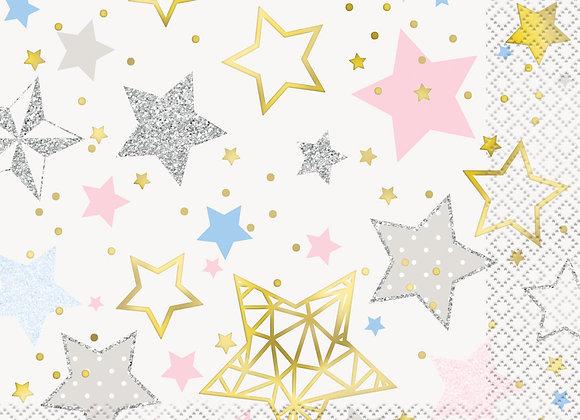 Napkins - Twinkle Twinkle Little Star - Unique