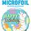 Thumbnail: Happy Birthday - Lama - Qualatex Small Foil Balloon