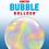 Thumbnail: Iridescent Swirl- Qualatex Bubble Balloon